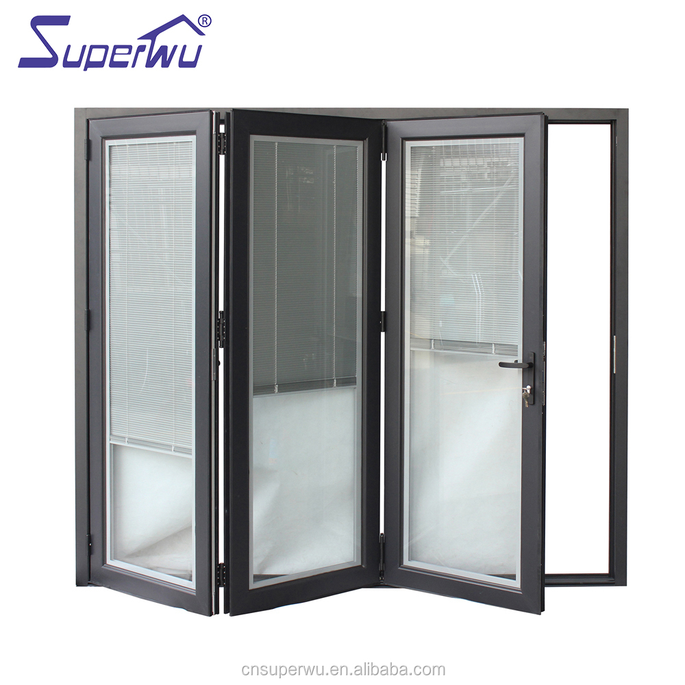 Aluminum Stacking Sliding Glass Door,Aluminum Folding Door