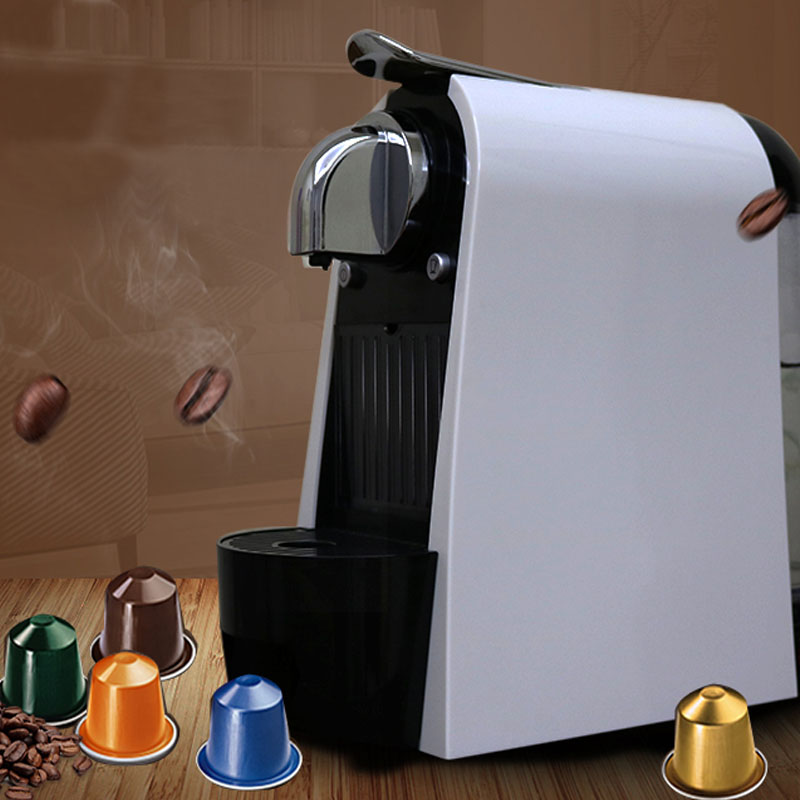 <strong>Nespresso</strong> Automatic Capsule <strong>Coffee</strong> Maker <strong>Machine</strong> with 19bar