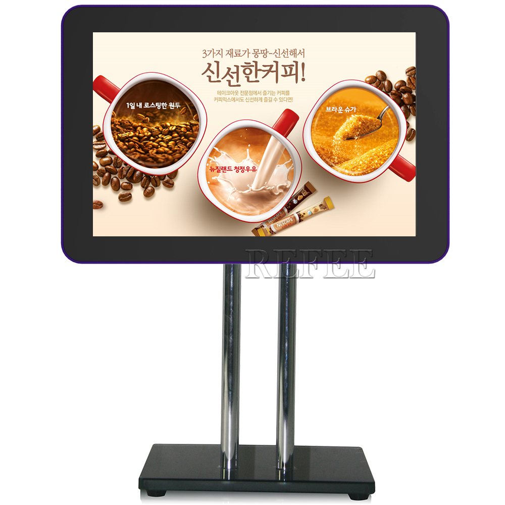 10in Plastic retail stores android touch screen monitor,screen displays,wifi touch screen