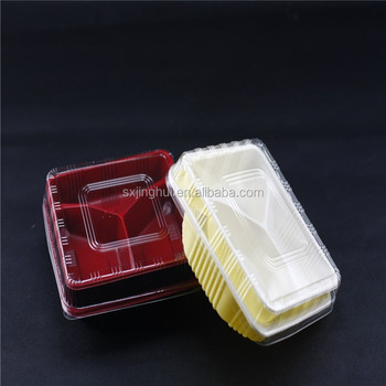 Biodegradable Plastic Food Packaging Buy Plastic Container Food Packaging Hot Food Packaging Food Grade Clamshell Packaging Product On Alibaba Com