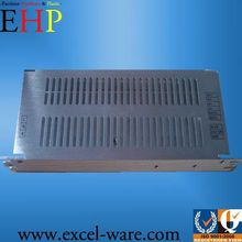 shenzhen factory oem aluminum perforate electrical enclosure box
