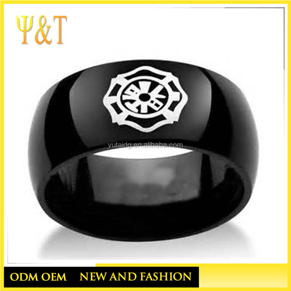Firefighter Wedding Rings, Firefighter Wedding Rings Suppliers And  Manufacturers At Alibaba