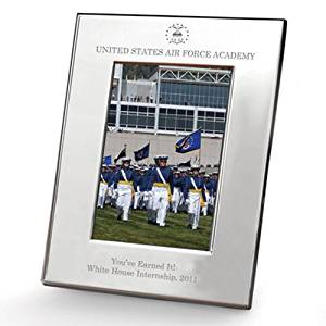 Air Force Academy Pewter Frame (5x7)