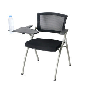 Classroom Student Mesh Foldable Study Folding Training Chair