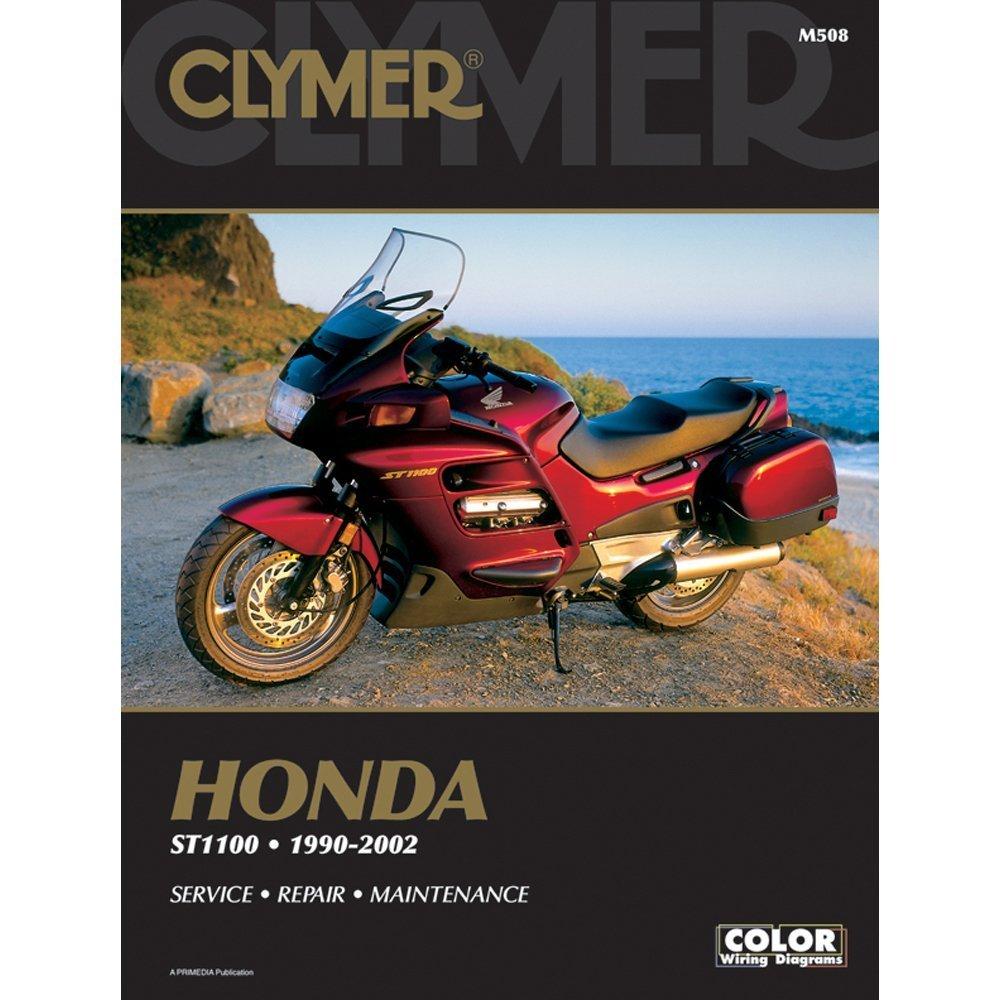 Cheap Honda Pan European Find Deals On Line At Vfr 750 1995 Fuel Tank Diagram Get Quotations Clymer St100 1990 2002