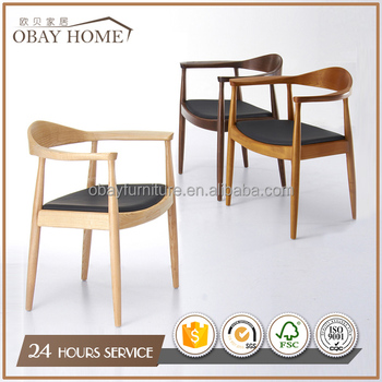 Restaurant Colorful chairs with high gloss paint Simple dining chairs by Birch or Beech wood Frame
