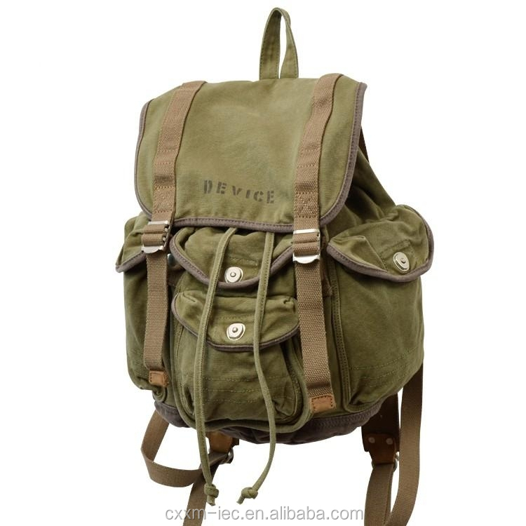 Army Olive Green Cotton Canvas Alice Pack - Buy Alice Pack 2b57ecafa0d