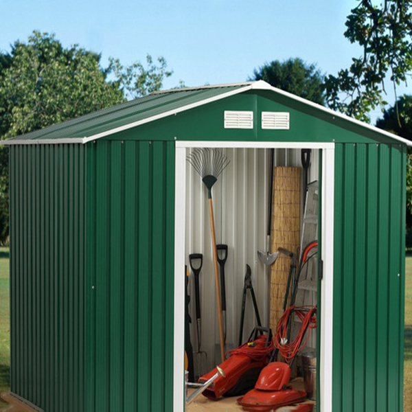 china metal storage sheds garden shed factory direct sale