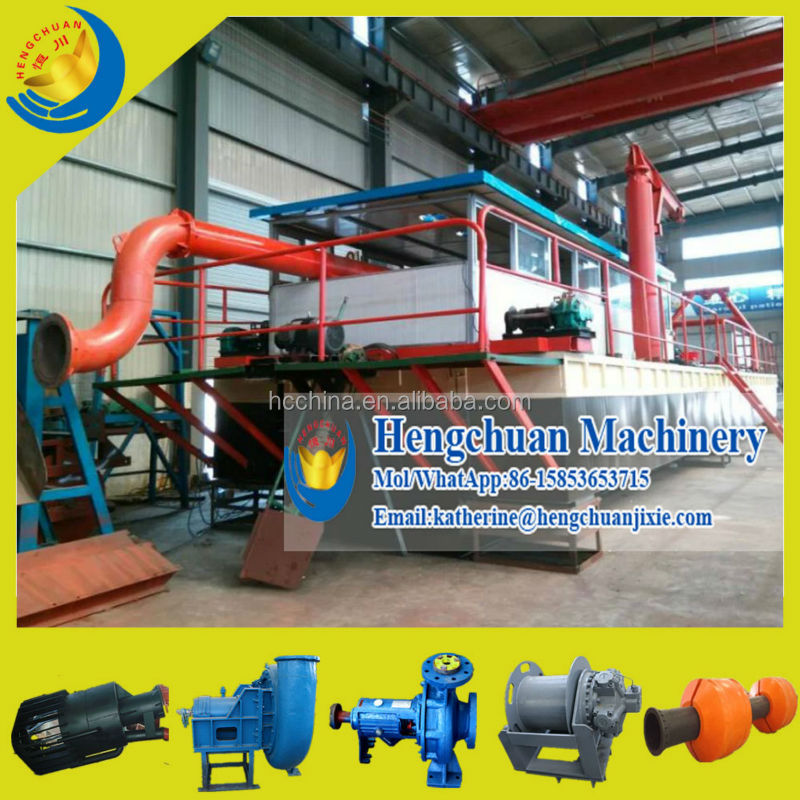 China Supplier New Technology Low Price River Sand Dredger For ...