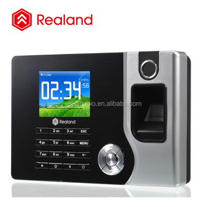 China manufacturer time attendance how to reset fingerprint time attendance