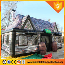Daming inflatable pub house, inflatable bubble room for bar