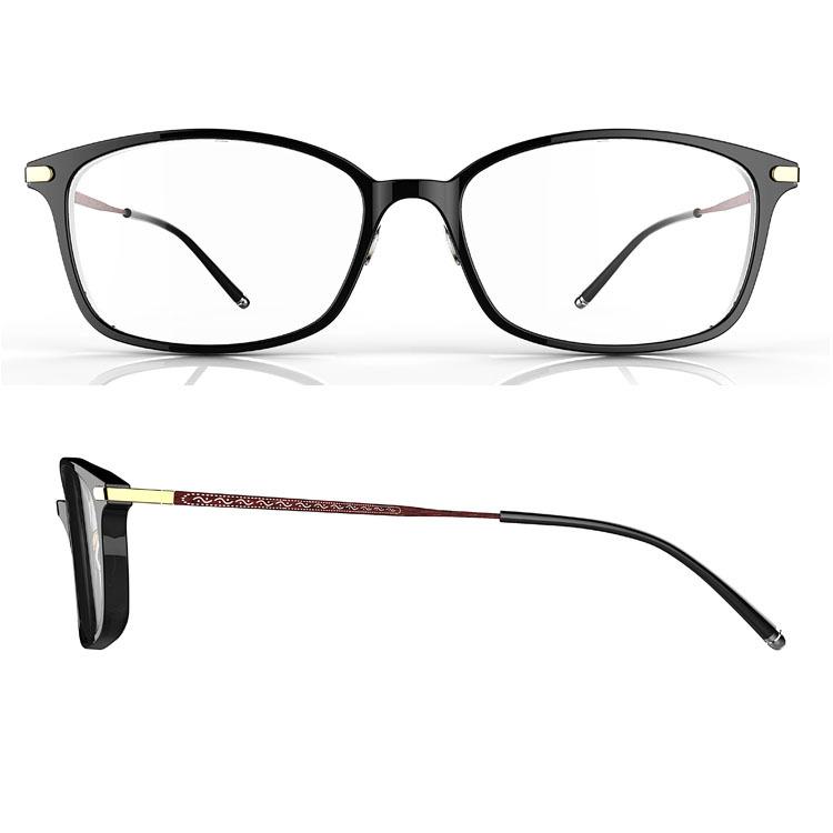 Vintage Gafas Marco Óptico Shenzhen Marcos Retro Gafas Claro Lente ...