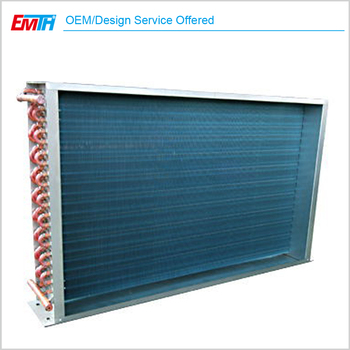 Fin Copper Pipe Condenser Coil