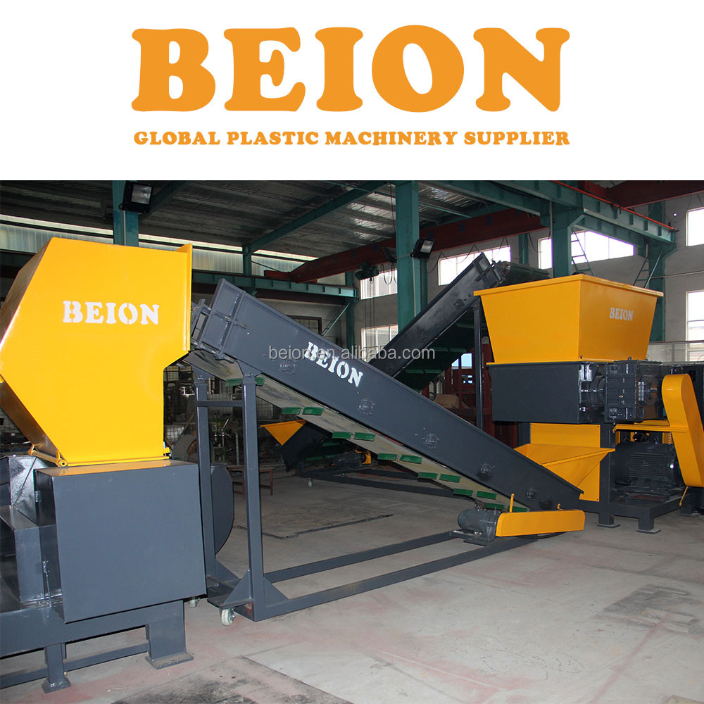 BEION plastic Jerrycan Carton shredder , Cardboard shredding machine