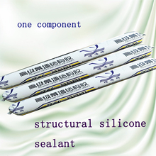 one component structural silicone sealant