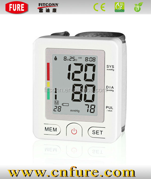 Mercurial Sphygmomanometer Blood Pressure Improver With Bluetooth Device