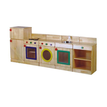 Grade Kids Kitchen Set Toy Educational
