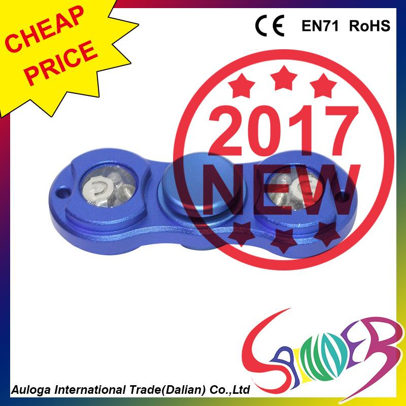 New brand 2017 trending products chinese supplier hand spinner fidget spinner