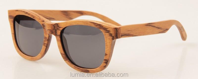 e6cd1ffab New super qualidade 100% eyewear uv400 polarizada óculos de sol de madeira
