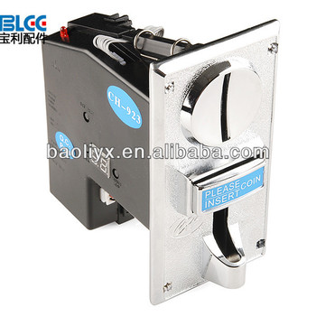 Multi Coin Acceptor Selector Mechanism For Uk Coins - Buy Multi Coin  Acceptor,Programmable Coin Selector,Uk Coin Selector Product on Alibaba com