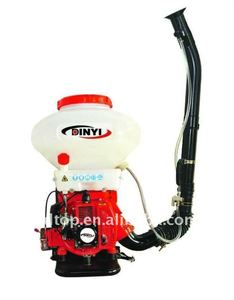 knapsack mist blower power sprayer