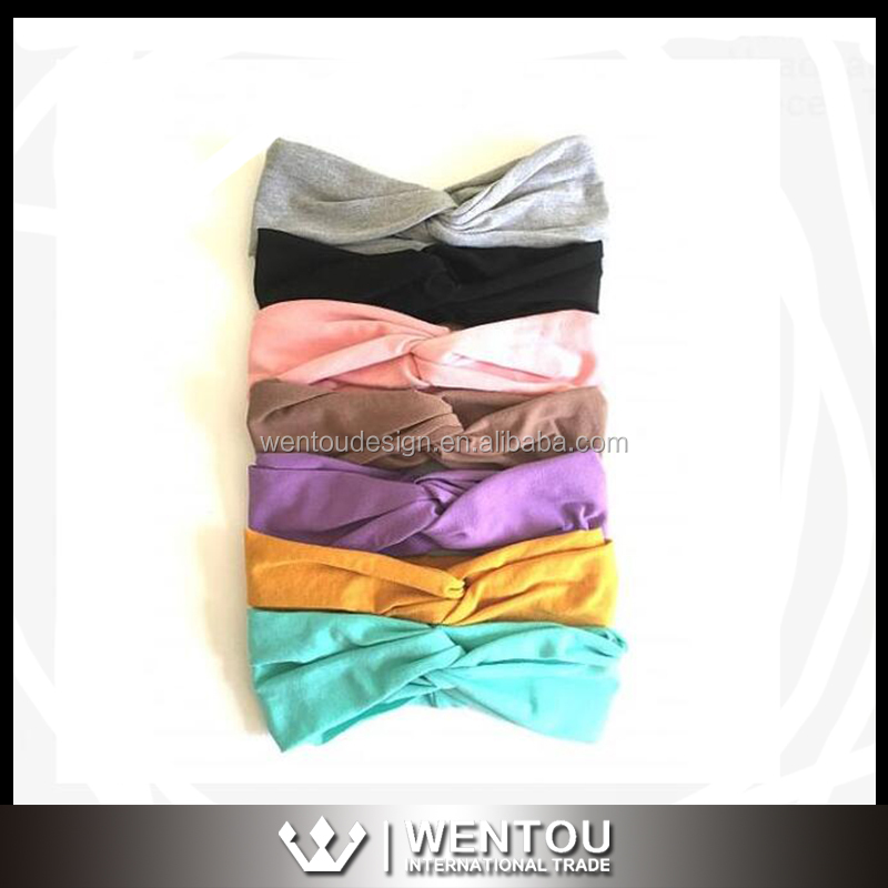 Wholesale Fashion Women Twist Turban Headband