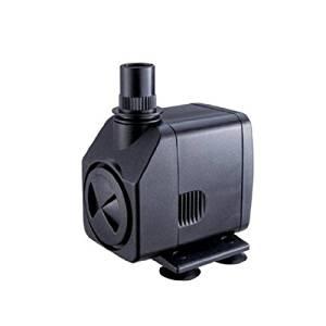 Jebao AP399 Submersible, Hydroponics, Aquaponics, Fountain Pump 265GPH, 16W