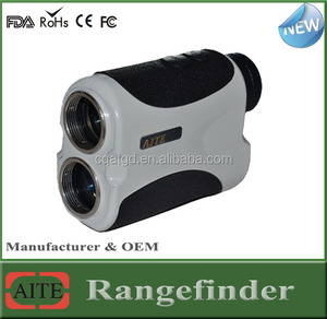 hot selling! 6*24 Aite hunting rangefinder 600m laser digital inclinometer