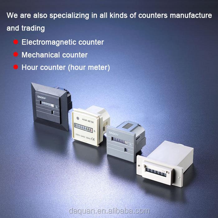 Generator Hour Meter Bz142-1(hm-1)