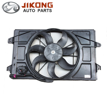 Low Prices Car Parts Radiator Cooling Fan Motor 12v Auto For Geely Emgrand