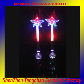promotional star shaped glow stick party supply buy making glow
