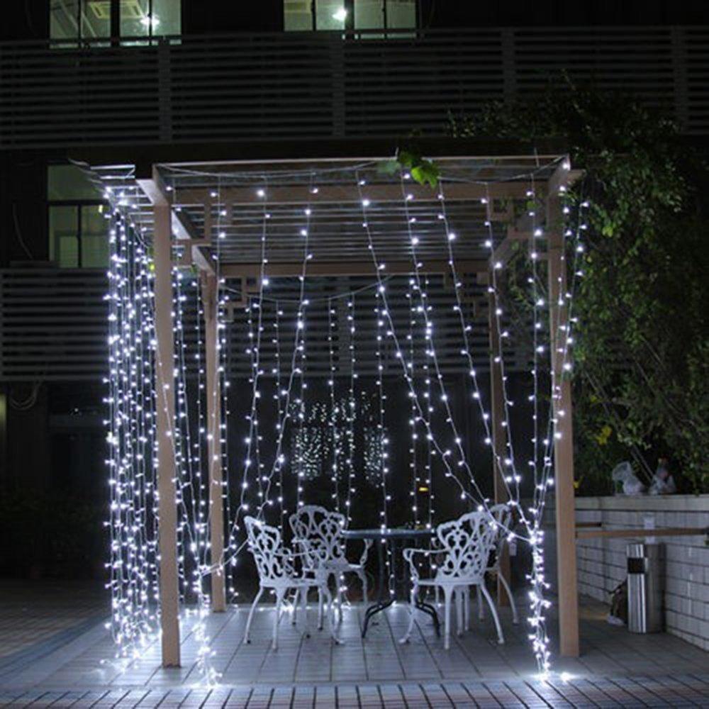 Buy Adsled 576led Window Curtain Icicle Christmas Lights