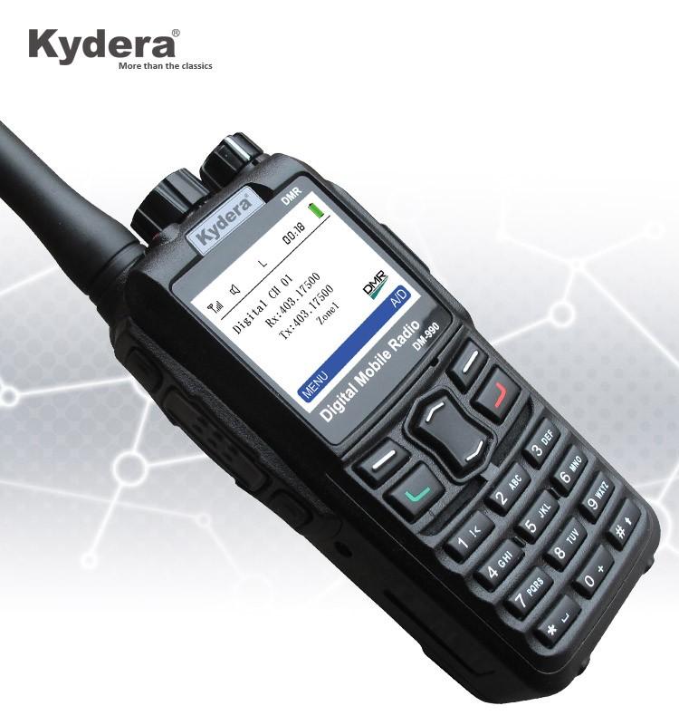 Wholesale High Quality Large Lcd Vhf / Uhf Dmr Radio Dm-990 ...