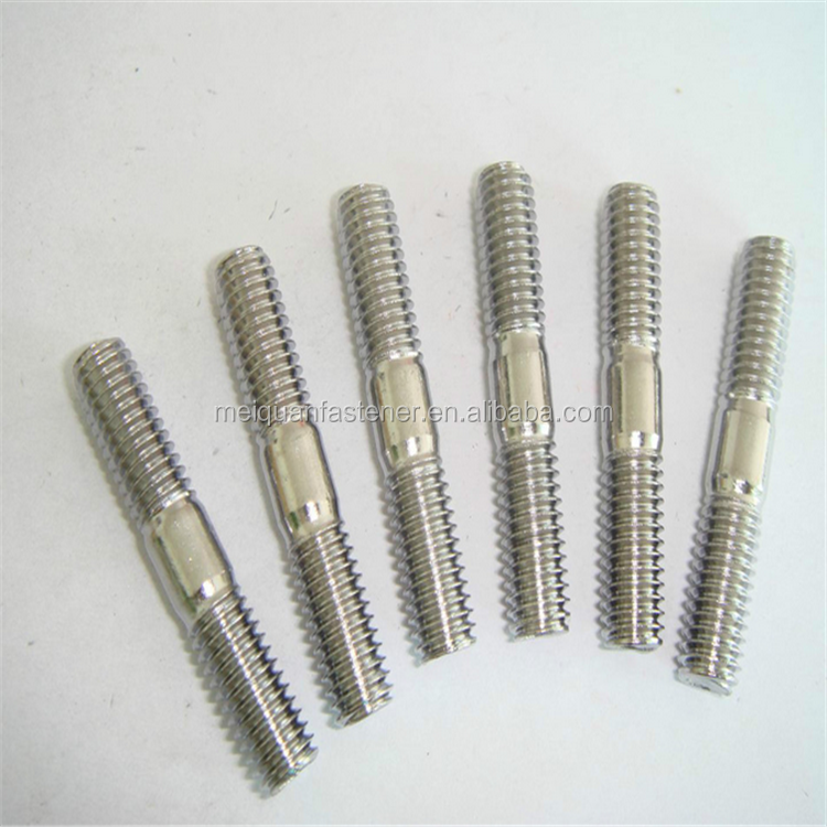 Trade Assurance Fast Delivery High Quality Stainless Steel SS 316 M10 Studs Bolt
