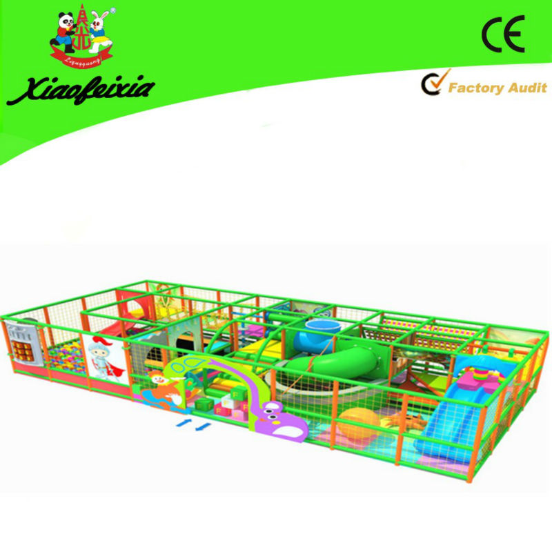 commercial indoor playground for kids