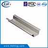 Light steel j-furring channel
