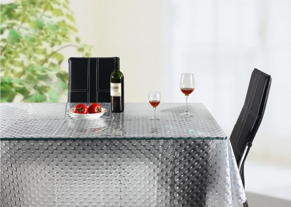 Clear Table Protector Clear Table Protector Suppliers And - Clear placemats for table