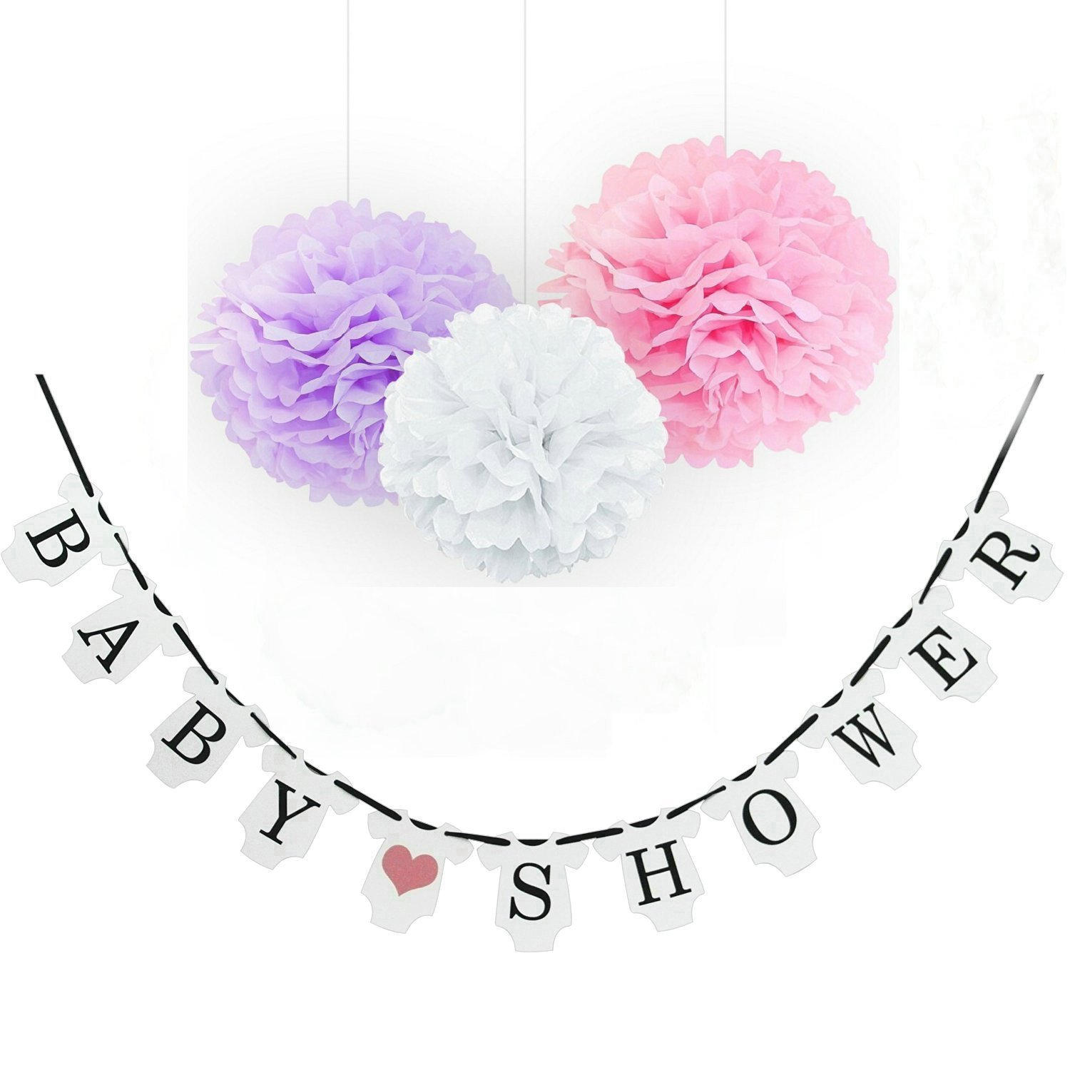 Buy Joinwin Baby Shower Decorations Baby Shower Bunting Banners