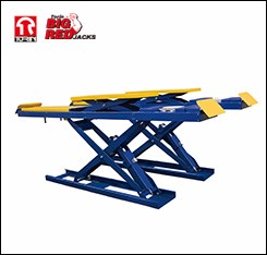 Tongrun Torin Bigred 3Ton Low Profile Hydraulic Scissor Lift