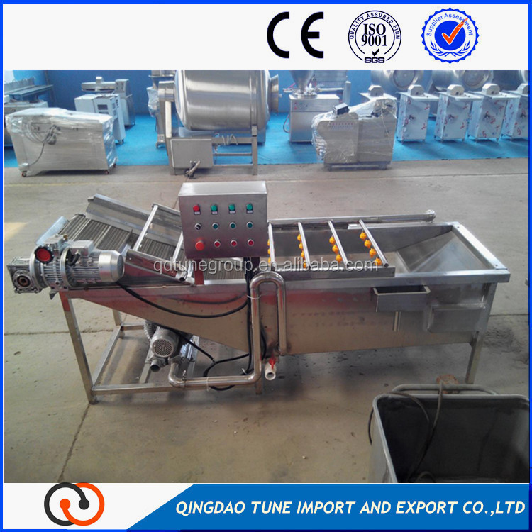 vegetables and fruits dry cleaning machine price