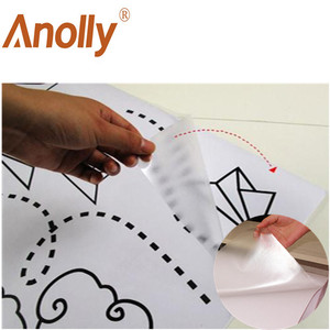 Anolly pvc transparent transfer vinyl tape Film for cutting plotter vinyl