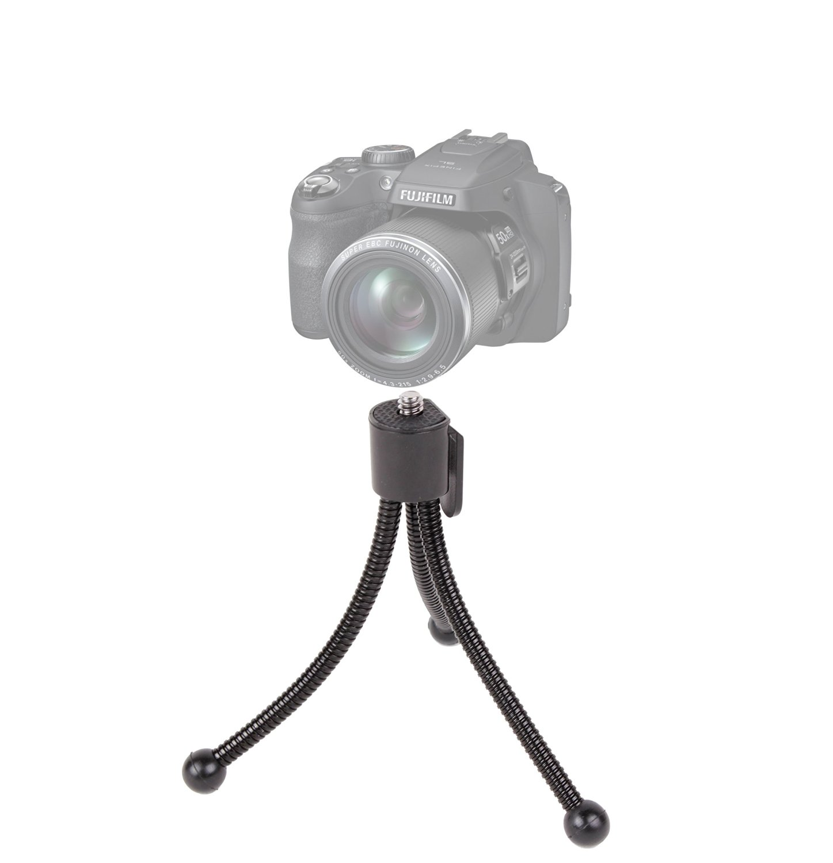 Navitech Lightweight Aluminium Tripod Compatible with The FUJIFILM GFX 50S Camera