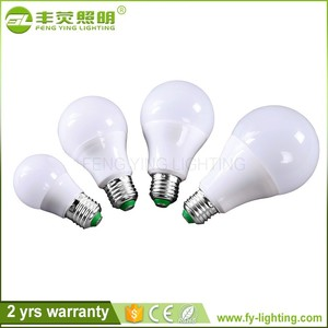 Quality energy conservation customized 3v led light bulb e14 b22 e27,3w 5w 7w 9w 12w dc led bulb aluminium+plastic