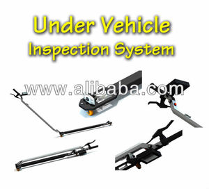 Undercarriage Vehicle Inspection System