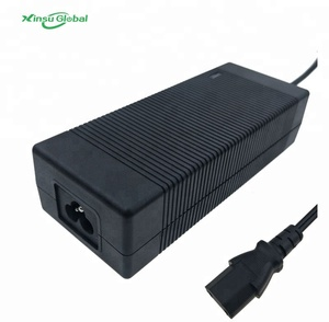 13 Cell li ion battery charger DC output 54.6v 2a for 48v electric scooter battery charger