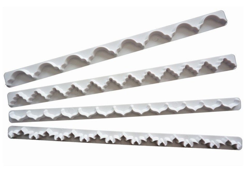Cookie Cutter Cake Making Supplies