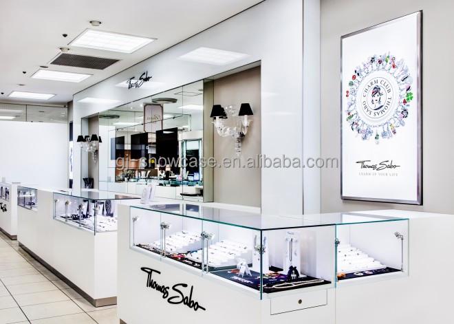 Shoe store display fixtures