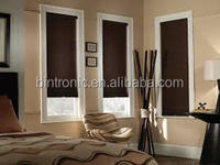 Bintronic Taiwan Made Home Textiles and Accessories Curtain Designs Electric honeycomb blind