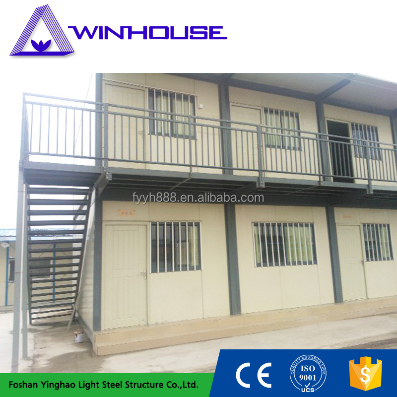 house shipping container assemble shipping container