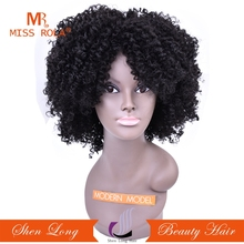Factory Direct High Quality Synthetic Lace Front Wig, Can Be Customized Various Types Synthetic Wig